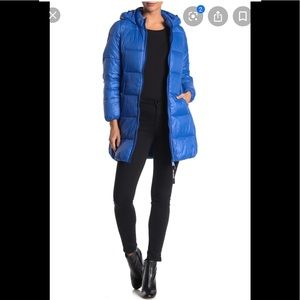 Juicy Couture,Puffer Jacket,royal gloss,NWT